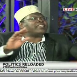 JKL with Miguna Miguna, KTN, 12 May 2016. Part 2