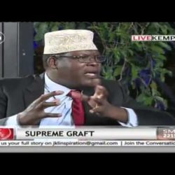 JKL with Miguna Miguna, KTN, 2 Mar 2016. Part 1
