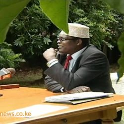 Miguna Miguna Declines Reinstatement, Citizen TV, 31 Dec 2011