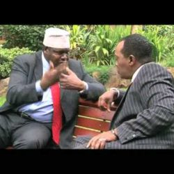 Miguna Miguna speaks out on the Bench, K24 TV, 23 Aug 2011