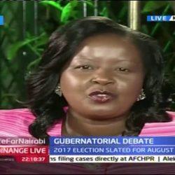 The Nairobi Gubernatorial Debate, KTN, 14 Sep 2016. Part 1