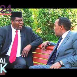 Capital Talk with Miguna Miguna on K24TV, September 21, 2012. Part 1