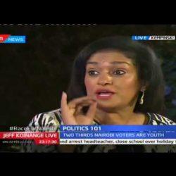 2nd Nairobi Gubernatorial Debate on KTN's JKL on November 16, 2016, Part 3