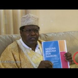 EXCLUSIVE: Miguna Miguna, The Candidate, with Evelyne Musambi, The Nairobi News, April 4th, 2017, Part 2