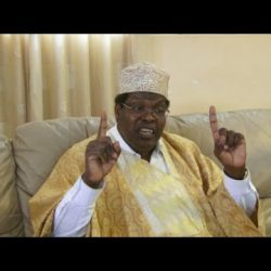 EXCLUSIVE: Miguna Miguna, The Candidate, with Evelyne Musambi, The Nairobi News, April 4th, 2017, Part 1