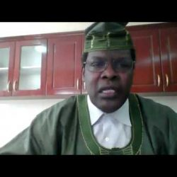 Miguna Miguna 3rd Transformative discourse, March 11, 2017