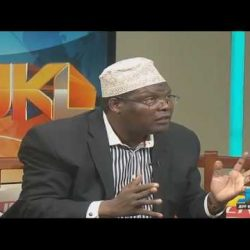 Miguna Miguna on JKLive.  April 26, 2017,  Part 2