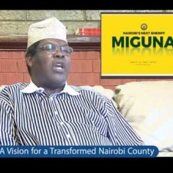 Miguna Miguna 's Transformative Manifesto. April 29, 2017, Part 1