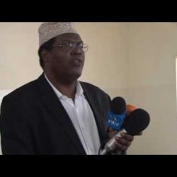 Miguna Miguna's speech at the Jericho SDA Church, Nairobi, on March 25, 2017