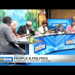 Kenyans face another integrity test in 2017 after failing in 2013 on NTV amlive.  May 23, 2017