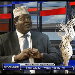 Who is this man Miguna Miguna? Part 1.  August 28, 2017