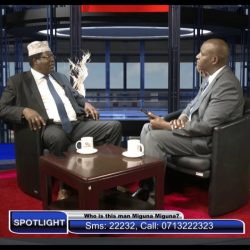 Who is this man Miguna Miguna?Part 2.  August 28, 2017