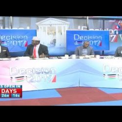 Political despondency and why Kenya is treading on a murky path on NTV AMLive, September 25, 2017
